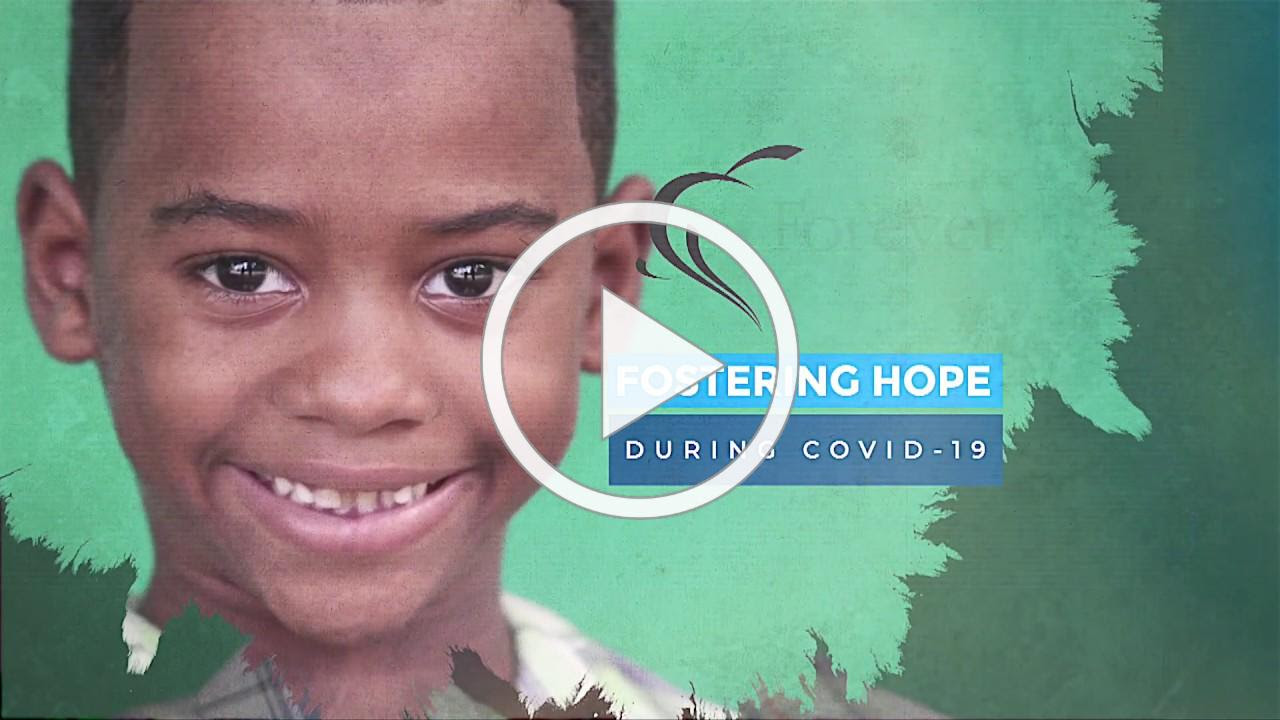 Forever Family: Fostering Hope During COVID-19