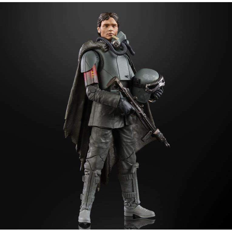 "Image of Star Wars: The Black Series 6"" Wave 20 - Han Solo (Mimban Mud Trooper) - APRIL 2019"