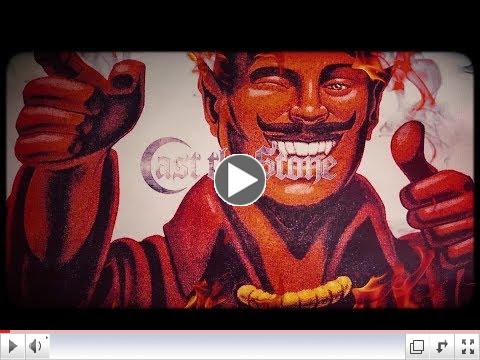 CAST THE STONE - Jesusatan (Official Music Video)