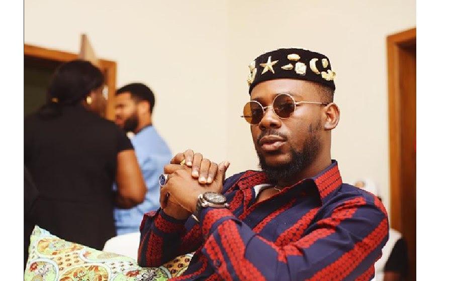Nigerian singer, Adekunle Gold