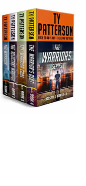 The Warrior Series Boxset: Books 1–4 by Ty Patterson