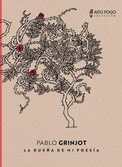 """PABLO GRINJOTpresenta su nuevo disco-libro""""LA DUEÑA DE MI POESIA"""" @ CAFF"""