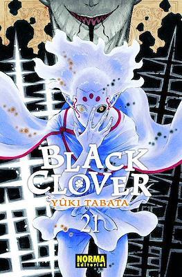 Black Clover (Rústica) #21