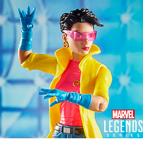 X-MEN MARVEL LEGENDS JUBILEE