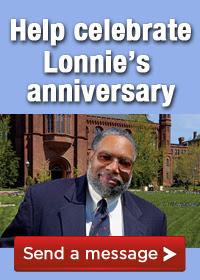 Send a message to Lonnie!