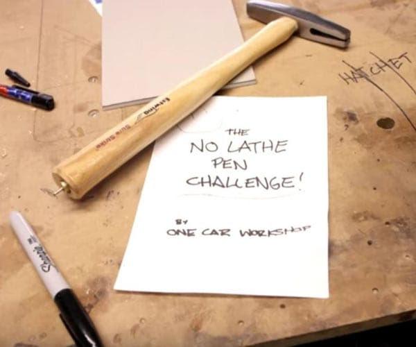 Pen challenge