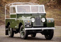 1957 Land Rover 86