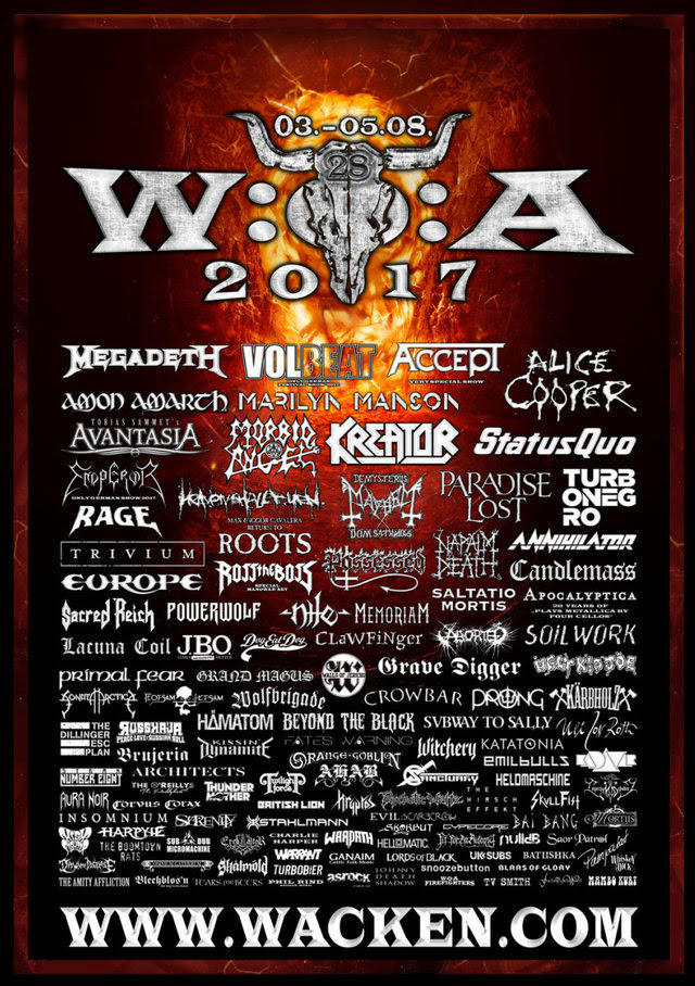 240556_Wacken_Poster_2017 ACCEPT Announce new album