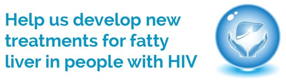 Help us develop new treatments for fatty liver in people with HIV