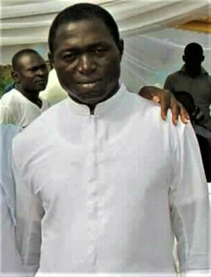 The Rev. Felix Tyolaha. (Morning Star News via Diocese of Makurdi)