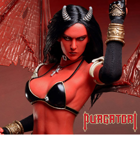 Purgatori 1/6 Scale Figure