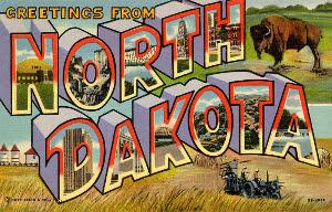 North Dakota strikes down...