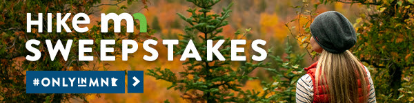 Hike MN Sweepstakes ad