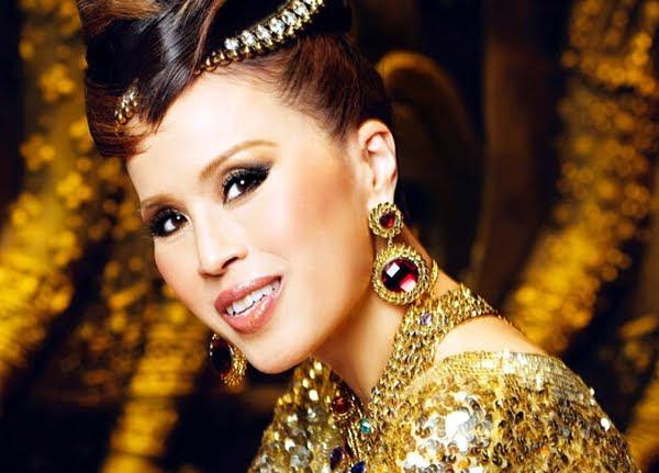 Chân dung 3 công chúa của Quốc vương Thái Lan - Ảnh 3.