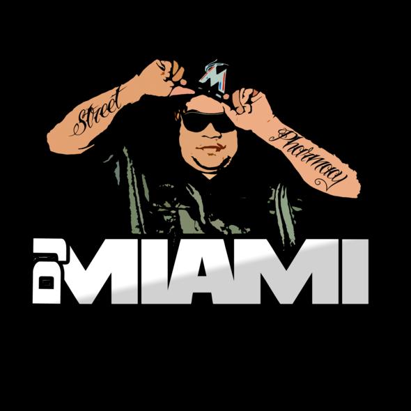dj miami logo