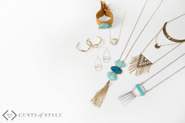 Style Steals - 6/13/16 - Modern Marble or Traditional Turquoise Jewelry for 50% Off + FREE SHIPPING w/code NEWJEWELS.