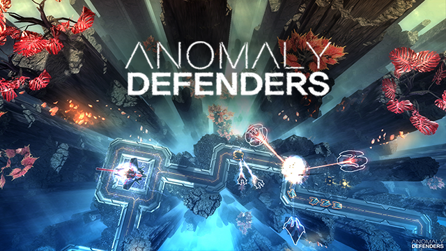 Pre-orders available for Anomaly Defenders