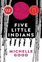 Cover of Five Little Indians.