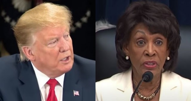 """Maxine Waters Drops A """"Bombshell"""" And We Actually Hope She's RIGHT (VIDEOS)"""