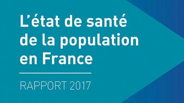 """Rapport """"l'état de santé de la population en France"""""""