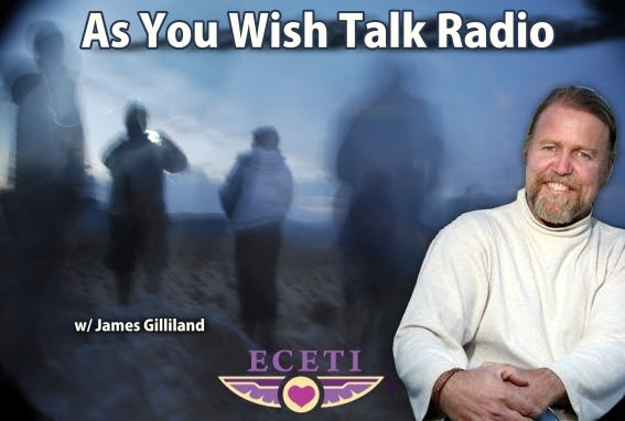 "James Gilliland interviews ""KP"" host of Kauilapele's Blog As_You_Wish_Talk_Radio_Banner"