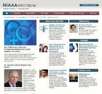 Spectrum Web site