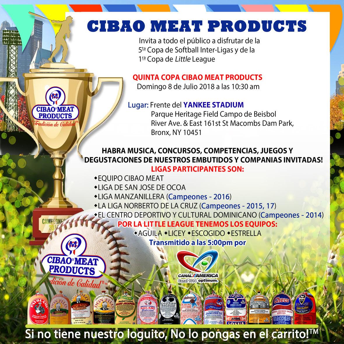 Cibao Meat Copa