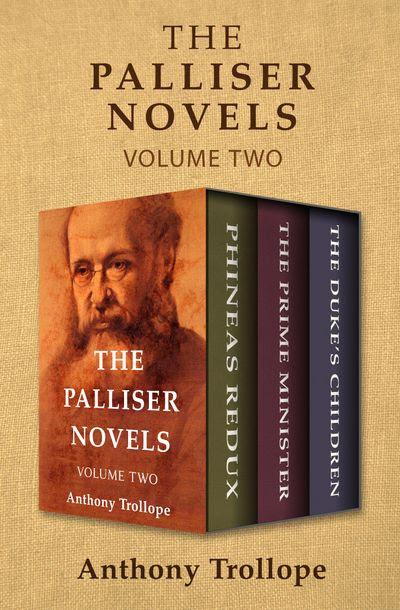 The Palliser Novels Volume Two