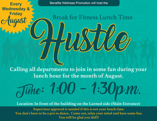 Hustle Kickoff