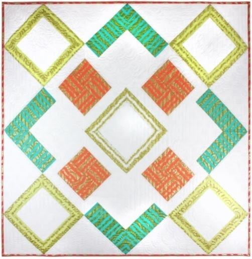 Glitz Garden Quilt