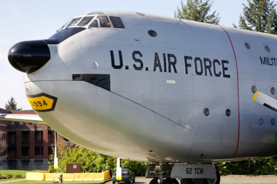 http://travelforaircraft.wordpress.com/2014/05/14/old-shakey-walkaround-douglas-c-124-globemaster-ii-second-of-three-write/