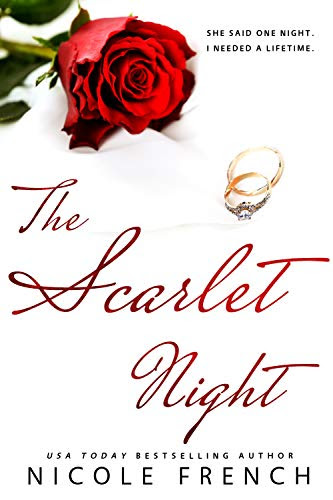 Cover for 'The Scarlet Night (Rose Gold Book 0)'