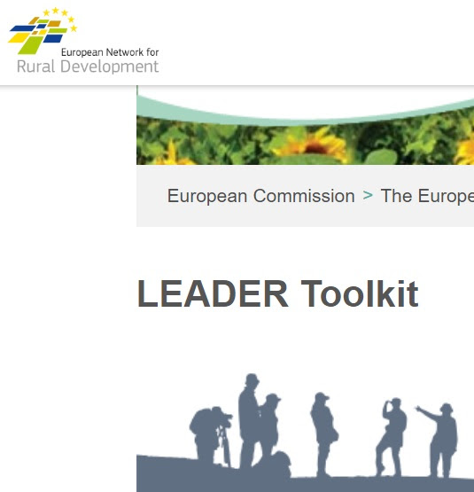 Cover image of ENRD LEADER Toolkit