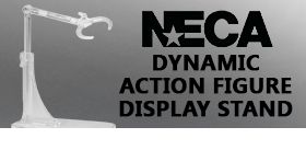 DYNAMIC ACTION FIGURE DISPLAY STAND