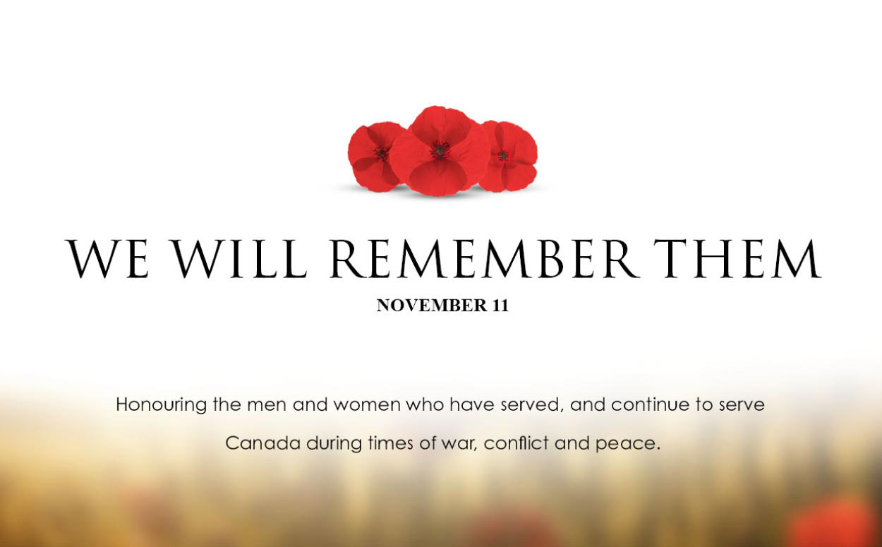 Remembrance Day Special Feature