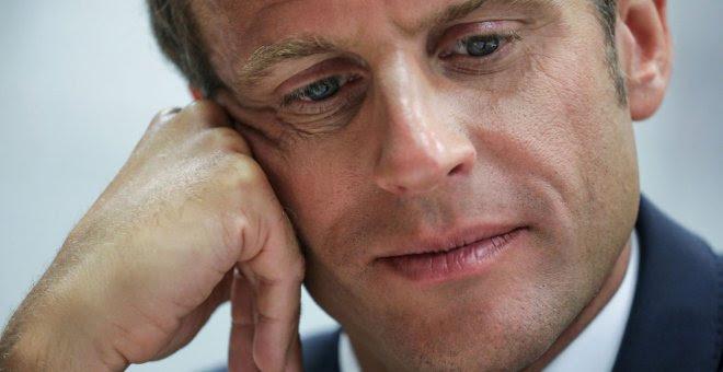 El presidente francés, Emmanuel Macron.- REUTERS