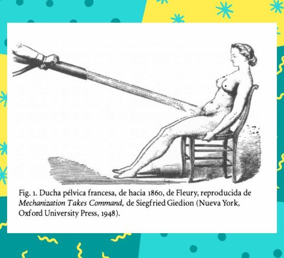 Ilustración de 'La tecnología del orgasmo. La «histeria», los vibradores y la satisfacción sexual de las mujeres', de Rachel P. Maines