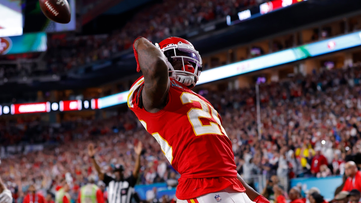 Mira Mesa High Alum, Williams' Late TDs Help KC Rally Past 49ers in Super Bowl