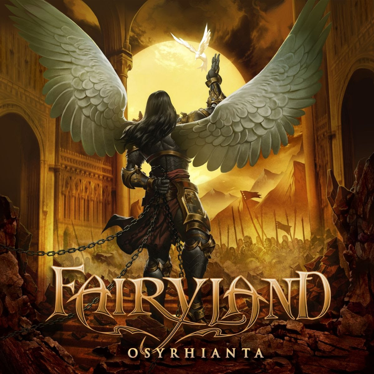 Fairyland - Osyrhianta - Cover