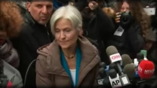 Jill Stein Was Just Publicly Humiliated For Vote Recount Is Best Way Ever