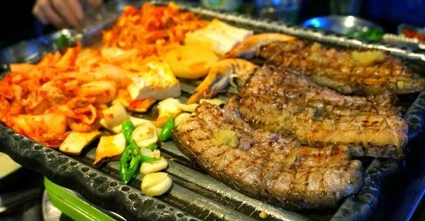 Điểm danh 4 loại thịt ba chỉ nướng đặc trưng luôn xuất hiện trong các bộ phim Hàn Quốc - Ảnh 7.
