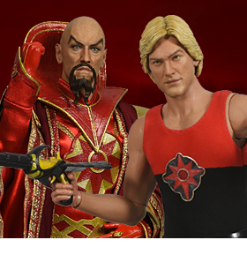 FLASH GORDON 1/6 SCALE FIGURES