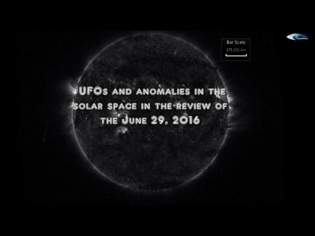 UFO News ~ UFOs and anomalies in solar space plus MORE Sddefault