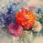Nancy Laliberte - Watercolor Sketchbook Journaling:  Gardens in the City