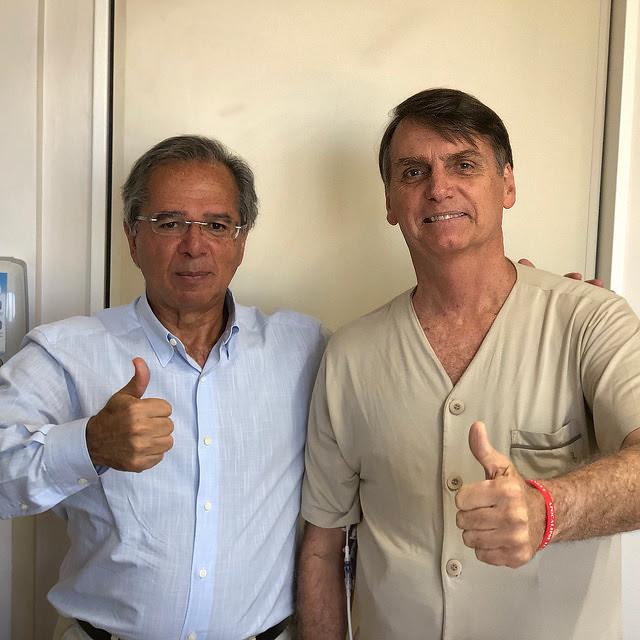"""El economista dijo que Brasil quedó """"prisionero de alianzas ideológicas"""", al referirse al Mercosur.  - Créditos: Fotos públicas"""