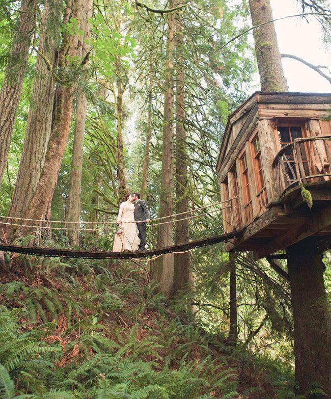 treehouse + wedding = sigh...