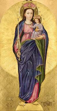 Maryja Pośredniczką naszą (cz.I) – św. Alfons Liguori, Uwielbienia Maryi –  Dla katolików rzymskich integralnych
