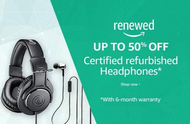 Certified Refurbished Headphones Offers