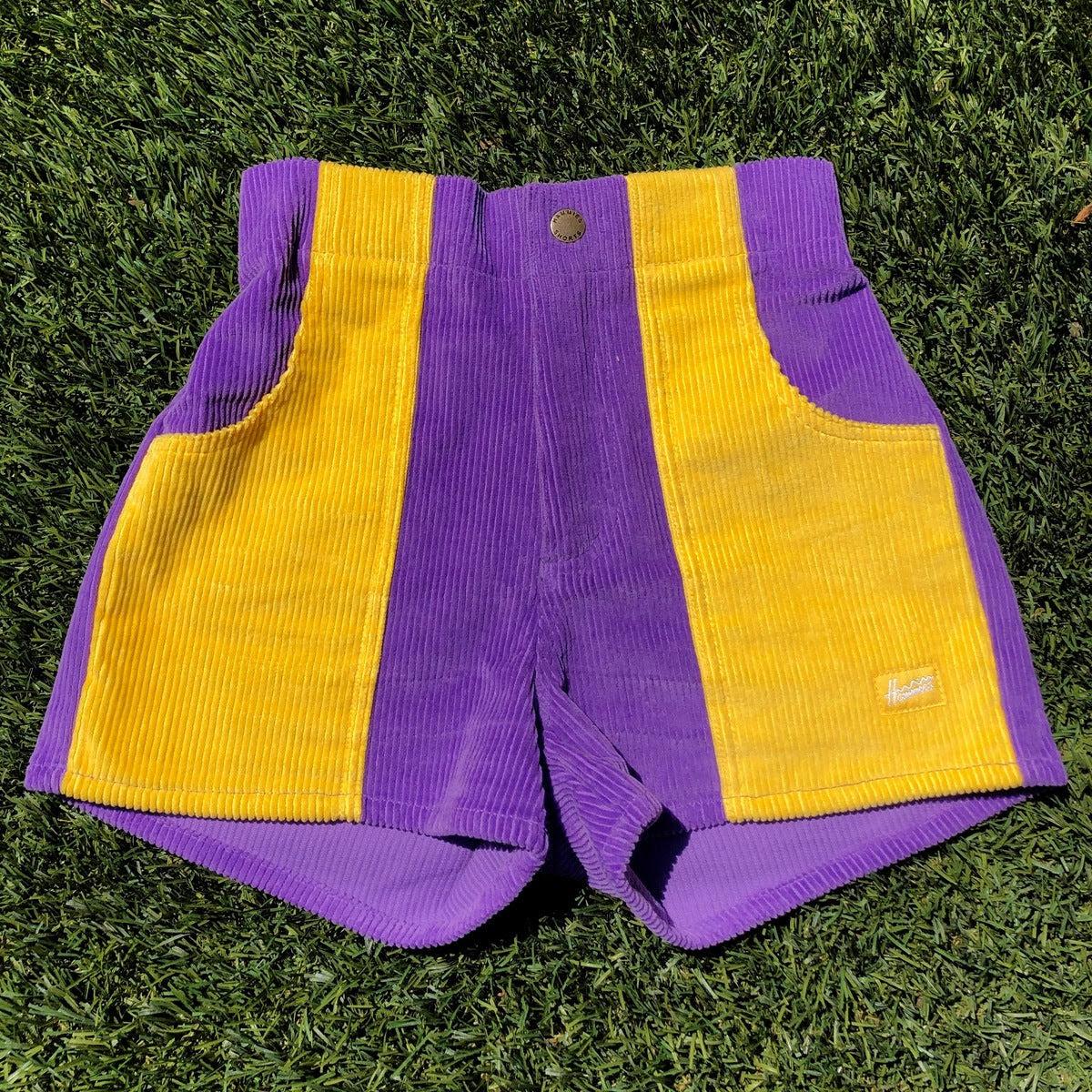 The new Purple/Yellow