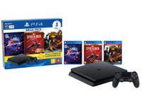 PlayStation 4 Mega Pack V17 1TB 1 Controle Sony
